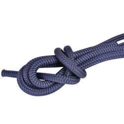 Σχοινί πρόσδεσης 16-κλωνο διπλής πλέξης 12mm Polyester μπλε_e-sea.gr