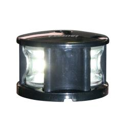 Φανός περίβλεπτος 360° μαύρο κέλυφος FOS LED 12&20m Lalizas