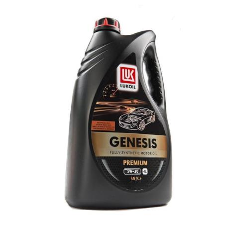 Λιπαντικό Lukoil Genesis Premium SAE 5W30 API SN/CF (4L)_e-sea.gr