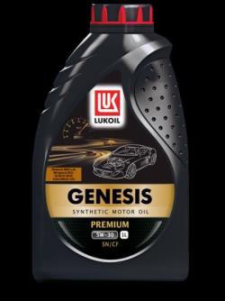 Λιπαντικό Lukoil Genesis Premium SAE 5W30 API SN/CF (1L)
