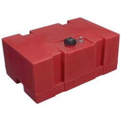 Πλαστικό τεπόζιτο καυσίμων 102,2 lt Tempo