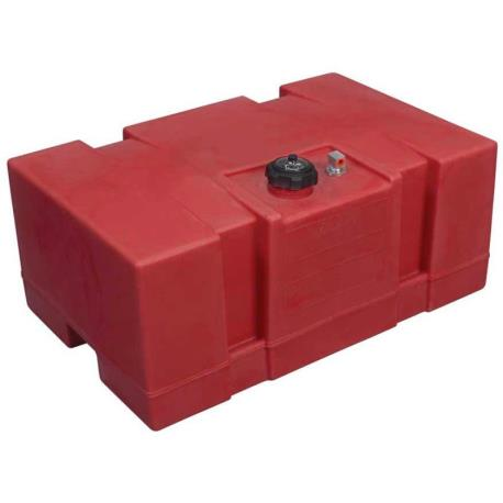 Πλαστικό τεπόζιτο καυσίμων 102,2 lt Tempo_e-sea.gr