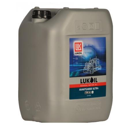 Λιπαντικό Lukoil Avantgarde Ultra SAE 20W50 API CI-4/SL (20LT) _e-sea.gr