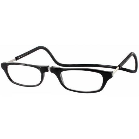 Γυαλιά πρεσβυωπίας 1.0 με μαγνήτη μαύρα_e-sea.gr