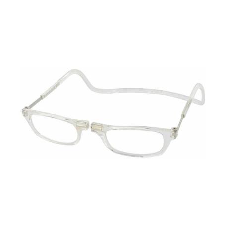 Γυαλιά πρεσβυωπίας 1.0 με μαγνήτη λευκά_e-sea.gr