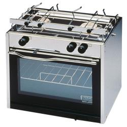 Κουζίνα με φούρνο & 2 εστίες, 450x390x370mm