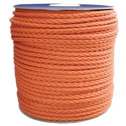 Σχοινί επιπλέον πολυαιθυλενίου 8mm πορτοκαλί