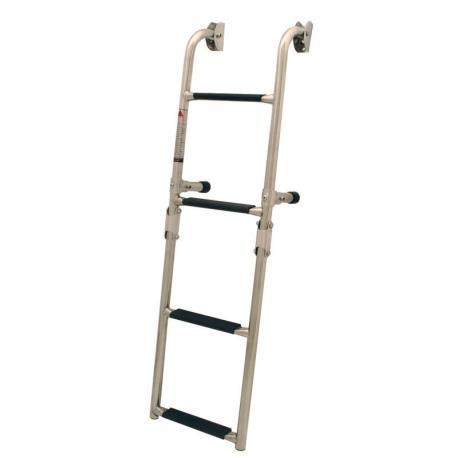 Σκάλα για καθρέπτη, αναδιπλώμενη, 2+2 σκαλοπάτια, 250x910mm